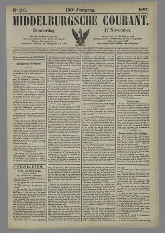Middelburgsche Courant 1887-11-17