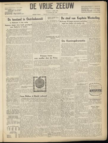 de Vrije Zeeuw 1950-04-07
