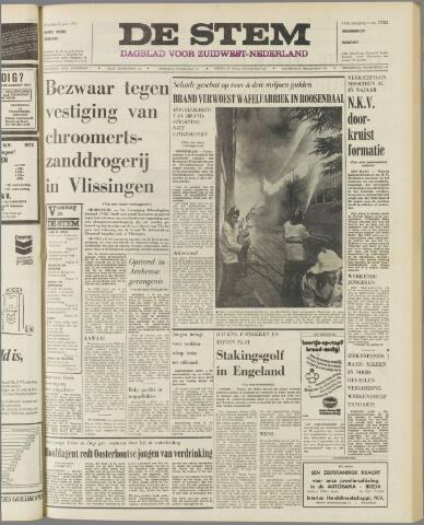 de Stem 1972-07-25