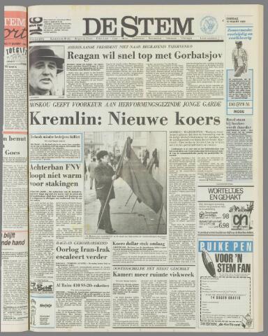 de Stem 1985-03-12