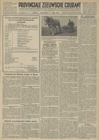 Provinciale Zeeuwse Courant 1942-05-11
