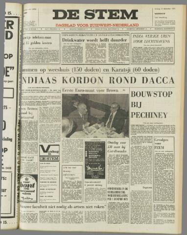 de Stem 1971-12-10