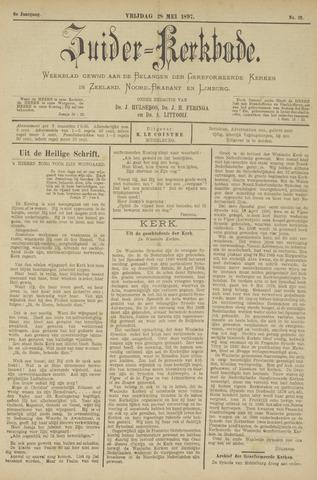 Zuider Kerkbode, Weekblad gewijd aan de belangen der gereformeerde kerken in Zeeland, Noord-Brabant en Limburg. 1897-05-28