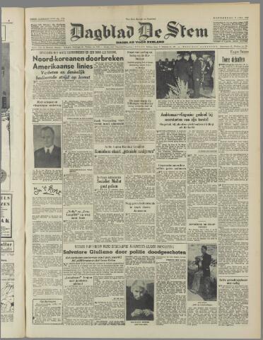 de Stem 1950-07-06