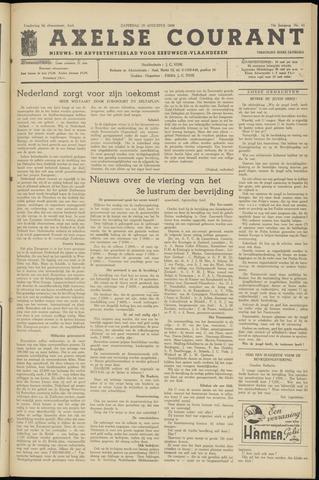 Axelsche Courant 1959-08-15