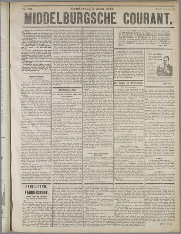 Middelburgsche Courant 1921-06-02