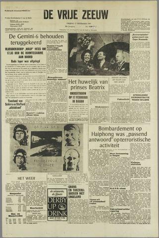 de Vrije Zeeuw 1965-12-17