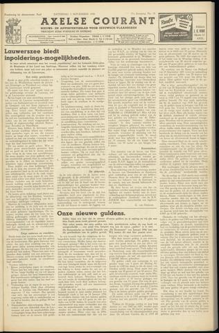 Axelsche Courant 1956-11-03