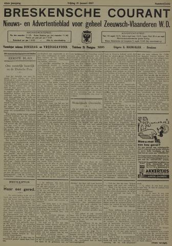 Breskensche Courant 1937-01-15
