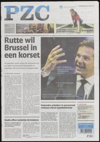 Provinciale Zeeuwse Courant 2014-05-21