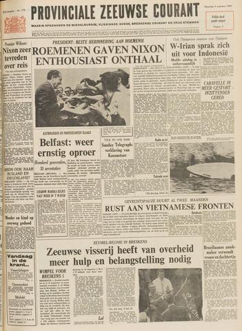 Provinciale Zeeuwse Courant 1969-08-04