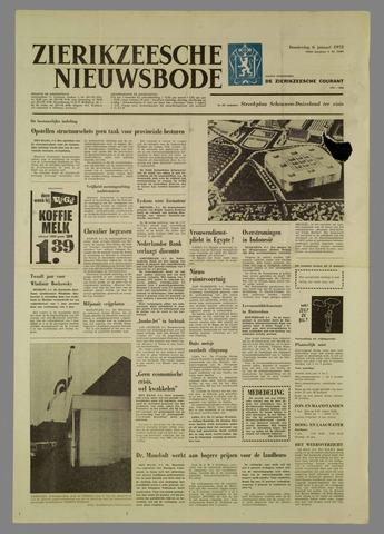 Zierikzeesche Nieuwsbode 1972-01-06