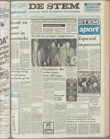 de Stem 1976-11-22