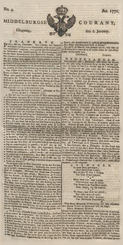 Middelburgsche Courant 1771-01-08