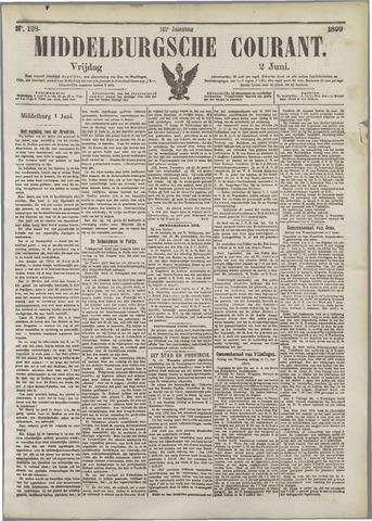 Middelburgsche Courant 1899-06-02