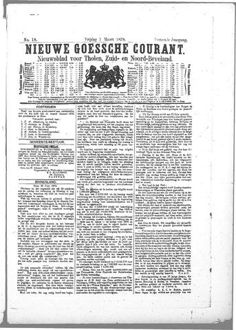 Nieuwe Goessche Courant 1878-03-01