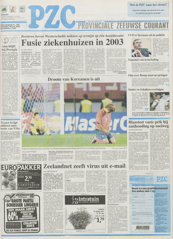 Provinciale Zeeuwse Courant 2002-06-26