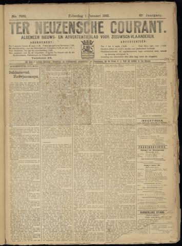 Ter Neuzensche Courant. Algemeen Nieuws- en Advertentieblad voor Zeeuwsch-Vlaanderen / Neuzensche Courant ... (idem) / (Algemeen) nieuws en advertentieblad voor Zeeuwsch-Vlaanderen 1921