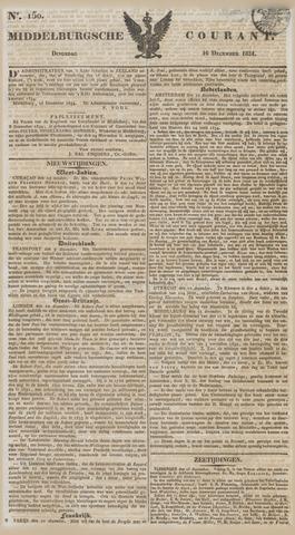 Middelburgsche Courant 1834-12-16