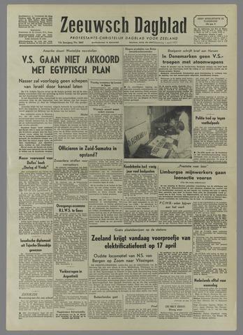 Zeeuwsch Dagblad 1957-04-01