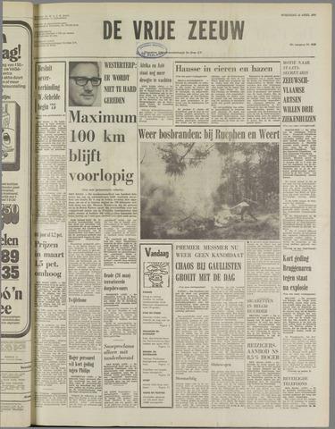 de Vrije Zeeuw 1974-04-10