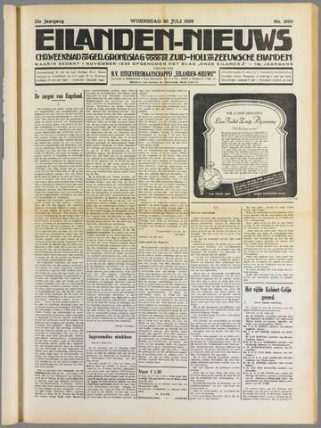 Eilanden-nieuws. Christelijk streekblad op gereformeerde grondslag 1939-07-26