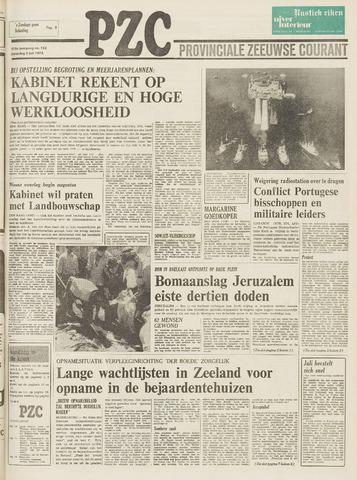 Provinciale Zeeuwse Courant 1975-07-05