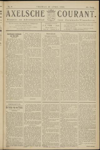 Axelsche Courant 1925-04-24