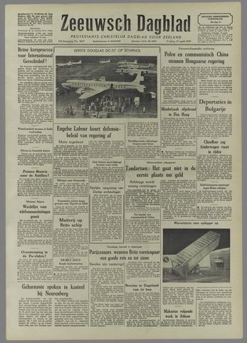 Zeeuwsch Dagblad 1957-04-12