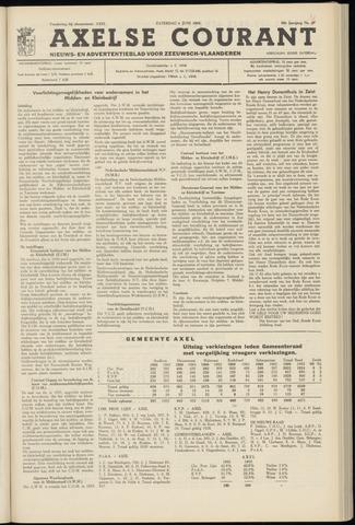 Axelsche Courant 1966-06-04