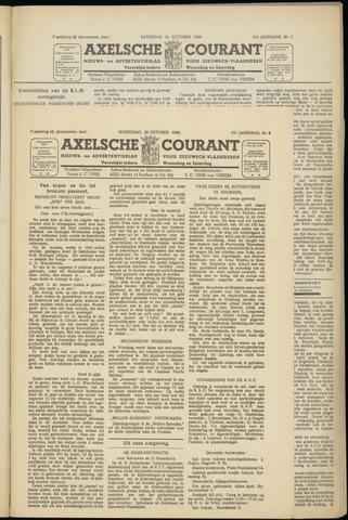 Axelsche Courant 1948-10-20