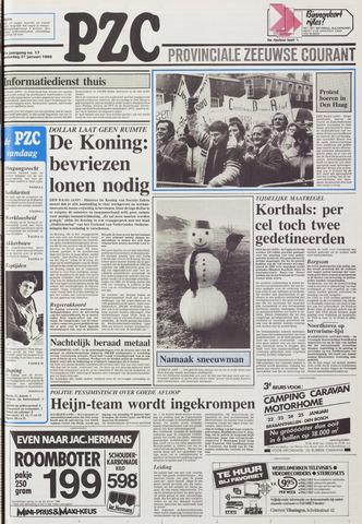 Provinciale Zeeuwse Courant 1988-01-21