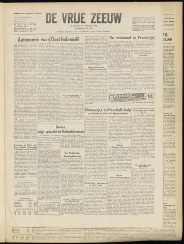 de Vrije Zeeuw 1950-03-27