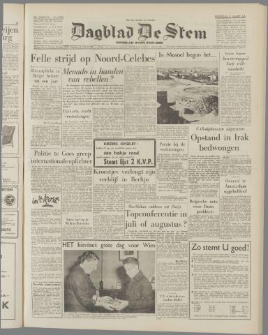de Stem 1959-03-11