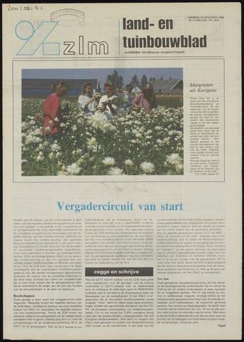 Zeeuwsch landbouwblad ... ZLM land- en tuinbouwblad 1990-08-24