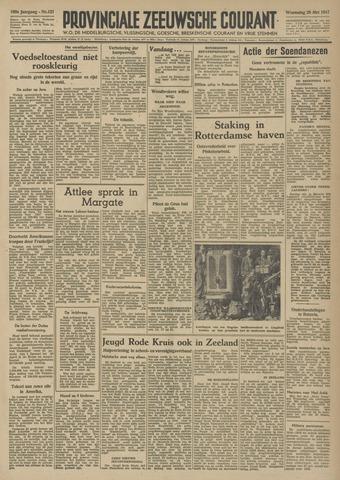 Provinciale Zeeuwse Courant 1947-05-28