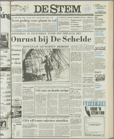 de Stem 1983-09-16