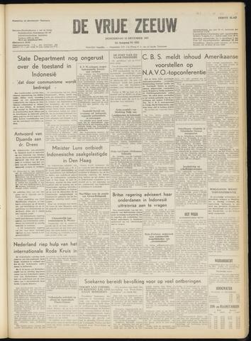 de Vrije Zeeuw 1957-12-12