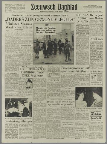 Zeeuwsch Dagblad 1960-01-18
