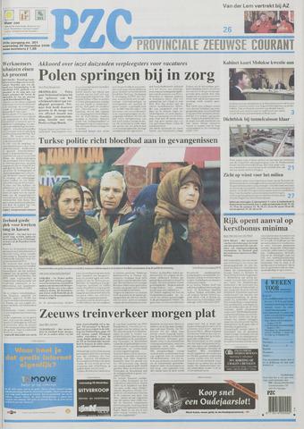 Provinciale Zeeuwse Courant 2000-12-20