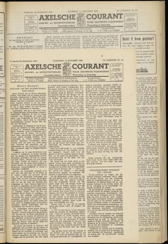 Axelsche Courant 1949-12-14