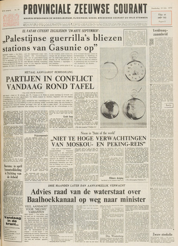 Provinciale Zeeuwse Courant 1972-02-10