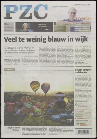 Provinciale Zeeuwse Courant 2014-08-09