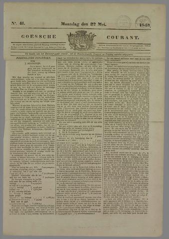 Goessche Courant 1843-05-22