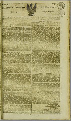 Middelburgsche Courant 1817-08-30