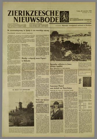 Zierikzeesche Nieuwsbode 1962-09-28