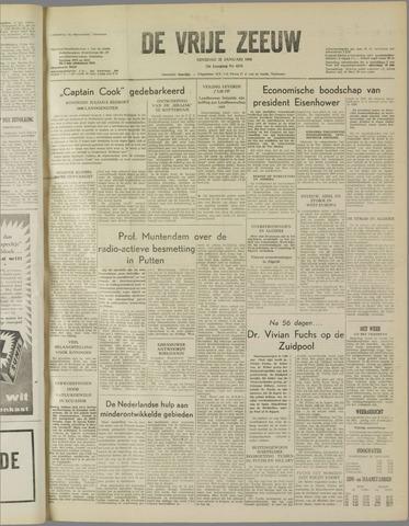 de Vrije Zeeuw 1958-01-21