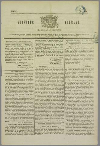 Goessche Courant 1850-08-26