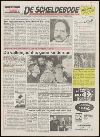 Scheldebode 1994