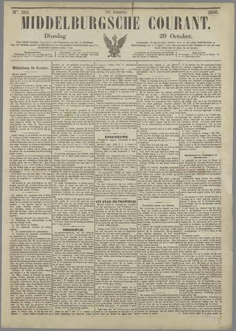 Middelburgsche Courant 1895-10-29